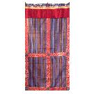 Bhutanese Door Curtain