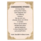 Quotes Card - Cherishing Others