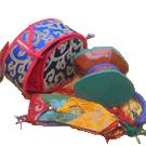 Damaru (Hand Drum) Standard Quality