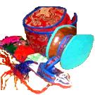 Damaru (Hand drum) Best Quality