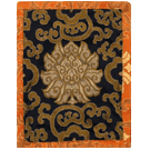 Dorje Bell Mat Lotus Pattern