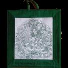 Silk Thangka Of Tara