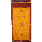 Kalachakra Symbol Door Curtain