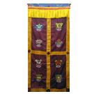 Lama Door Curtain