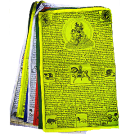 Tendel Nyesel Prayer Flag (Lama Zopa Rinpoche Design)