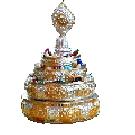 "Mandala Offering Set - Standard 6"""