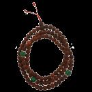 Red Sandalwood - Turquoise Divider