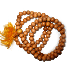Standard Sandalwood Mala 108 Beads